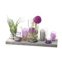 Bild 3 von CASA Deco Dekoratives Vasentablett Vasen