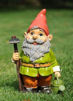 104 super images de Nains de jardin | Garden gnomes, Elves et Gnome home