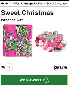 Sweet Christmas $50.95 http://www.lushusa.com/Christmas/christmas,en_US,sc.html