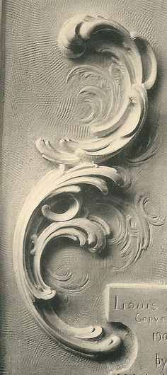 Acanthus-plate15-LouisXV-lg | Flickr - Photo Sharing!