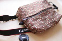 dslr Camera bag Women's crossbody mini backpack Small Travel wallet Canon Nikon case Cross body purse Camera pouch insert…
