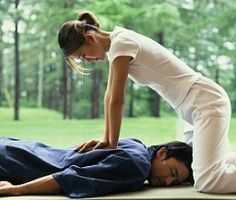 Shiatsu massage therapy is one of the most popular forms of relaxing massage in the world