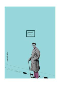 Prints of Famous Authors and their Philosophies – Fubiz Media