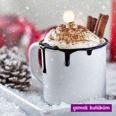 Kremalı Tarçınlı Sıcak Çikolata nasıl yapılır, resimli Kremalı Tarçınlı Sıcak Çikolata yapımı yapılışı, Kremalı Tarçınlı Sıcak Çikolata tarifi #çikolata #çikolatalı #tarçınlı #tarçın #tarçınlıtarifler