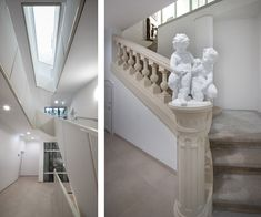 pedit & partner architekten Partner, Stairs, Home Decor, Architects, Projects, Ladders, Homemade Home Decor, Stairway, Staircases