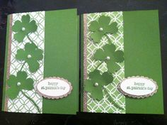 Stampin Up St. Patrick's Day Card