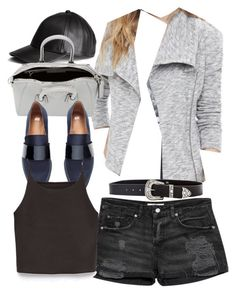 Untitled #7732 by katgorostiza on Polyvore featuring polyvore, мода, style, Zara, Express, MANGO, H&M, Givenchy, B-Low the Belt and fashion