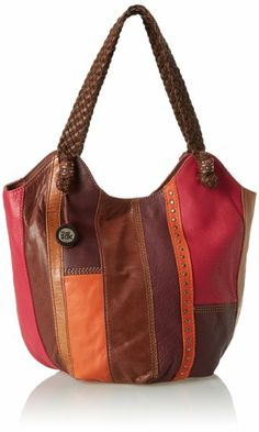 The SAK Indio 106196 Shoulder Bag