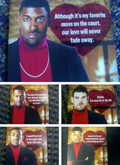 This is too damn funny. Happy Valentine's Day from your Memphis Grizzlies players.
