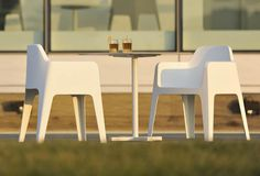 PLUS – HOLE Designstudio - PEDRALI - design chair - outdoor furniture