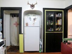 my new apartment in el sereno, los angeles.