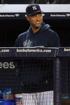 143bf0892 Derek Jeter has been named captain of the New York Yankees and that s the  biggest honor