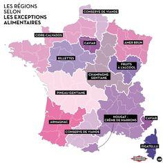 Redécoupage des régions, les cartes de «Libération» - Libération