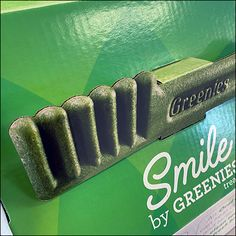 Retail Fixtures, Store Fixtures, Pet Store, Dental, Treats, 3d, Green, Color, Sweet Like Candy