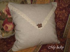 Romantic pillow...