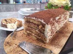 Κέικ τιραμισού από την Αργυρώ Μπαρμπαρίγου | Φτιάξτε και δοκιμάστε αυτό το θεϊκό και αφράτο κέικ τιραμισού με κρέμα χωρίς αυγά και θα παραμιλάνε όλοι