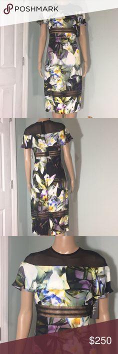 Nicole Miller Dress Nicole Miller Dress  Style-CH10035 Nicole Miller Dresses