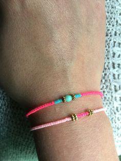 handmade delicate bracelet