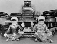 The Moog Cookbook talk synth spoofs: 'We sank our teeth into songs we wanted to destroy and make gross' Avicii, Cosmic Machine, Instruments, Techno, Vintage Synth, Science Fiction, Analog Synth, Home Studio Music, Studio Gear