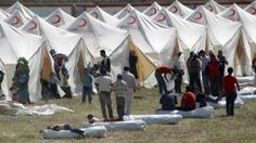 Turkey spent over $700 mn for Syrian refugees  Turkey has spent about $736 million to shelter Syrian refugees, whose number has exceeded 200,000, the government statistics have revealed.