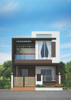flats in Delhi are available for sale or rent across popular localities like Uttam Nagar, Dwarka, Janakpuri, Vikaspur… Single Floor House Design, Best Modern House Design, Modern Exterior House Designs, Simple House Design, Bungalow House Design, House Outside Design, House Front Design, Independent House, Model House Plan
