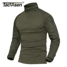 Invader Gear Tactical Tee T-Shirt Farbe OD Green Größe S-XL BW Militär Security