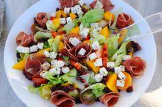 Franciskas Vakre Verden: Salat med sommerfølelse!