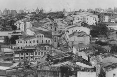 Salvador antiga - Pelourinho