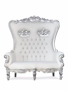 Explore our double throne loveseats, settees, and sofas with complimentary nationwide delivery King Throne Chair, King On Throne, Royal Throne, Settee, Wingback Chair, Armchair, Royal Chair, Bedroom Bed Design, Classic Sofa