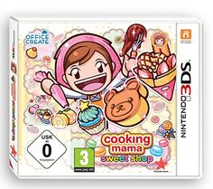 Cooking Mama 2, Sweet Cooking, Babysitting Mama, Ground Beef Recipes For Dinner, Shops, Ds Games, Dinner With Friends, Cooking Games, Nintendo 3ds