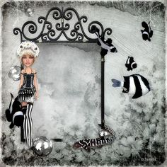 """©Nonni F created with Xquizart's """"MAGPIE"""""""