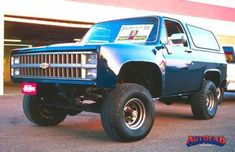 1981 to 1987 Chevy Truck and up to 1991 Blazer/Suburban Momo Style Fiberglass Front Fenders. inch bulged front fenders, with smooth flare no body line, and larger wheel opening. Chevy Trucks, Body Parts, Larger, Monster Trucks, Smooth, Style, Vikings, Parts Of The Body, Swag