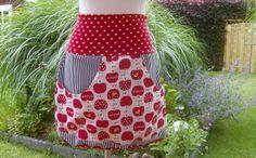 Ballonrock Apfel S/M von My Aischy auf DaWanda.com