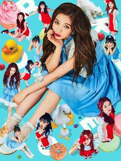 Red Velvet Rookie - 조이 / Joy