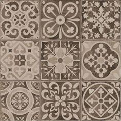 Sefrou Glazed Ceramic 33cm x 33cm