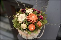 Before you rake these up this fall, see how to turn pine cones into gorgeous DIY décor
