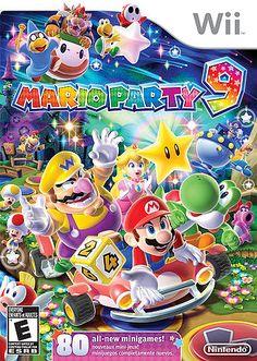 Do U have Mario Party 9?