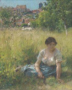 Léon-Augustin Lhermitte (French, 1844-1925)