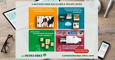 TECHPC-SITES.COM Identidade visual para sua Empresa