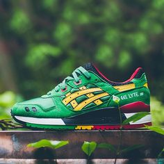 I LOVE, and would take great delight in knowing everybody else thinks they're awful! Asics gel lyte iii
