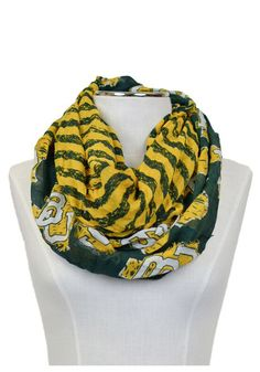 Baylor Bears State Pride Infinity Womens Scarf