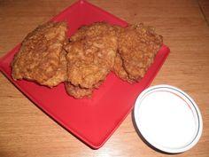 Snitele pufoase - NoiInBucatarie Cordon Bleu, Broccoli, Steak, Bacon, Brunch, Beef, Chicken, Meat, Steaks