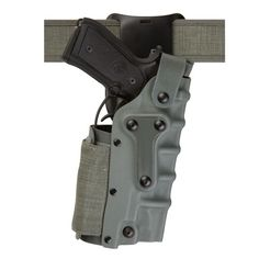 Safariland - Model 3285 -- Military Tactical Holster --- Great design, but sits a little low for some people.