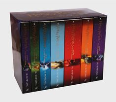 New Edition Box Set Harry Potter Collection | The Harry Potter Shop at Platform 9 3/4