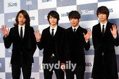 CNBLUE tops Taiwanese music charts #allkpop #kpop #CNBLUE