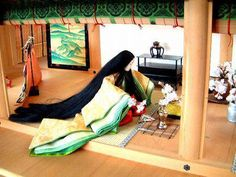 Heian Era, Heian Period, Asia, Furniture, Home Decor, Decoration Home, Room Decor, Home Furnishings, Home Interior Design