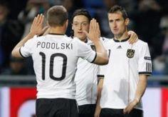 Kazajistán vs Alemania En Vivo por SKY Sports Eliminatorias UEFA rumbo al Mundial Brasil 2014 juegan hoy Viernes 22 de Marzo a partir de las 12:00hrs Centro de México en el Astana Arena. Astana, Kazajstán.