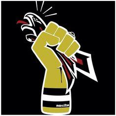 Crush the Falcons. Geaux Saints. New Orleans Saints