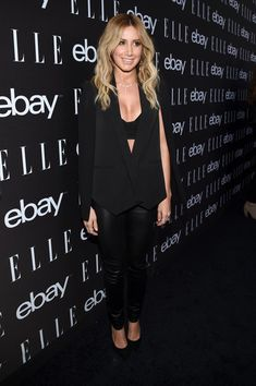 8cd8e9ca1a94 Ashley Tisdale in 6th Annual ELLE Women In Music Celebration Presented By  eBay Troy Bolton