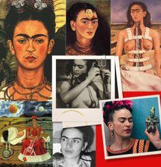 """FRIDA E SUAS CORES    A vida cotidiana de Frida está em destaque em """"Frida Kahlo, Suas Fotos"""" (Cosac Naify), que traz a público o acervo de fotografias e objetos que por sua vontade ficaram trancados no banheiro da Casa Azul, onde ela morou muitos anos com Rivera. Depois de 50 anos, o acervo foi liberado pelos herdeiros e cerca de 400 fotos desconhecidas do público foram incluídas na publicação."""